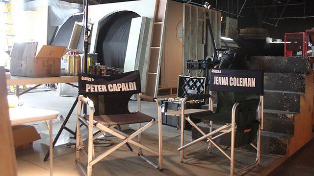 Doctor Who: una foto scattata sul set del primo episodio della nuova stagione