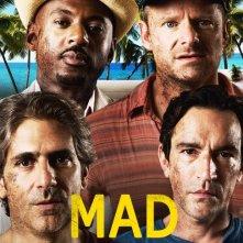 Mad Dogs: la locandina della serie