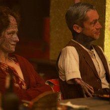 American Horror Story Freak Show: Grace Gummer e Mat Fraser in Show Stoppers