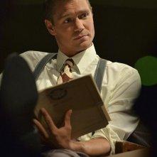 Agent Carter: Chad Michael Murray in una scena di Time and Tide