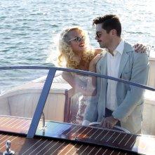 Agent Carter: Dominic Cooper interpreta Howard Stark in una scena della première
