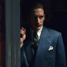 Agent Carter: James Landry Hébert in una scena della première