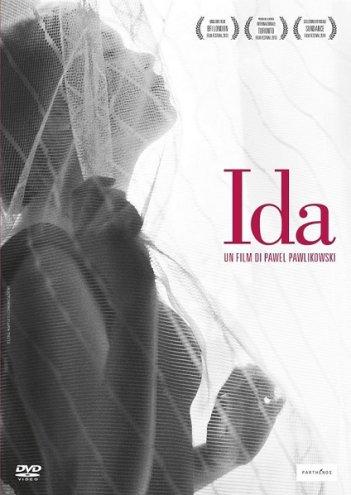 La cover del DVD di Ida