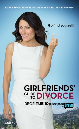Girlfriends' Guide to Divorce: il poster della serie