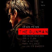 The Gunman: nuova locandina ufficiale