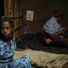 Difret - Il coraggio per cambiare: Tizita Hagere in un'immagine del film