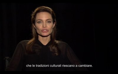 Presentazione Angelina Jolie - Difret - Il coraggio per cambiare