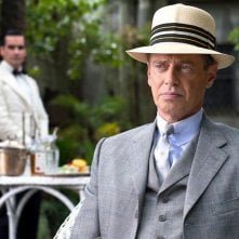 Boardwalk Empire: l'attore Steve Buscemi in una scena della puntata Golden Days for Boys and Girls