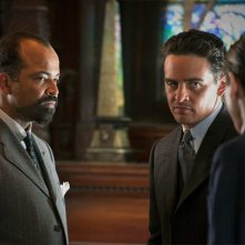 Boardwalk Empire: Jeffrey Wright e Vincent Piazza in What Jesus Said
