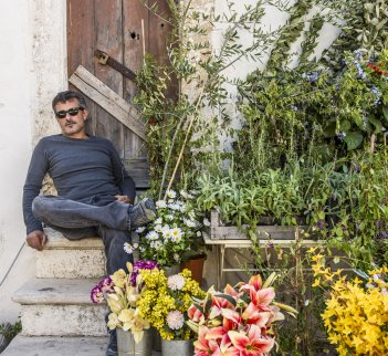 Sei mai stata sulla luna?: il regista Paolo Genovese in una foto promozionale