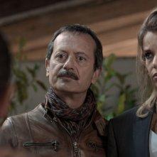 Il nome del figlio: Micaela Ramazzotti e Rocco Papaleo in un'immagine del film