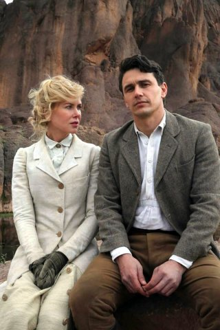 Queen of the Desert: James Franco e Nicole Kidman sul set