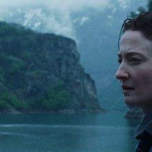 Vergine giurata: Alba Rohrwacher in una scena del film