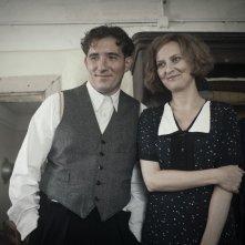 Corri ragazzo corri: Przemyslaw Sadowski una scena del film drammatico con Grazyna Szapolowska