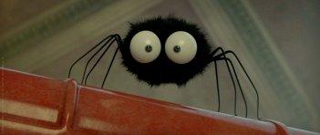 MINUSCULE - La valle delle formiche perdute: anche un buffo ragno peloso tra i personaggi del film