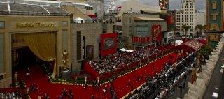 L'affollatissimo red carpet degli Oscar