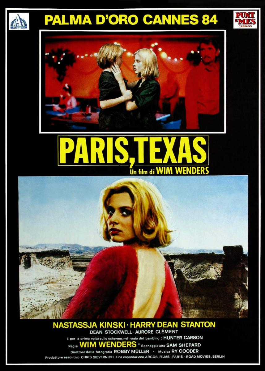 Paris Texas Ita
