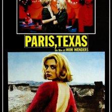 Locandina di Paris, Texas