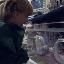 Piccoli così: un'immagine tratta dal documentario sui neonati prematuri