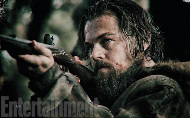 LeonardoDiCaprio nella prima foto di The Revenant