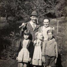 L'uomo per bene - Le lettere segrete di Heinrich Himmler: una scena tratta dal documentario