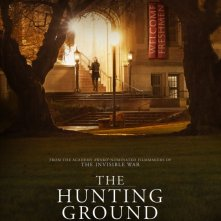 Locandina di The Hunting Ground