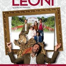 Locandina di Leoni