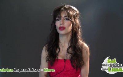 Intervista a Sabrina Impacciatore - Sei mai stata sulla Luna?