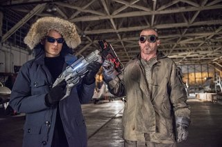 The Flash: Wentworth Miller e Dominic Purcell in Revenge of the Rogues