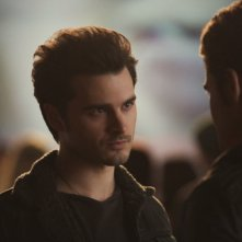The Vampire Diaries: Michael Malarkey e Paul Wesley in Woke Up With a Monster