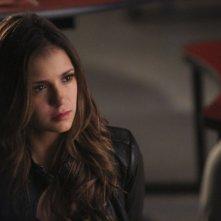 The Vampire Diaries: l'attrice Nina Dobrev in una scena dell'episodio Woke Up With a Monster