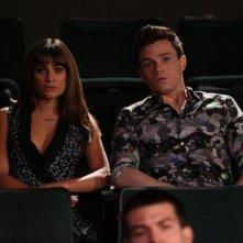 Glee: Lea Michele e Chris Colfer in The Hurt Locker, Part 1