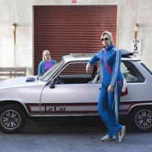 Glee: Lauren Potter e Jane Lynch in The Hurt Locker, Part 1