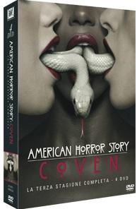 La cover DVD di American Horror Story - Stagione 3