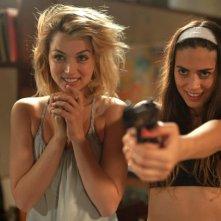 Knock Knock: belle e pericolose Lorenza Izzo e Ana de Armas