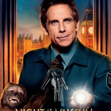 Notte al museo - Il segreto del faraone: Ben Stiller nel character poster a lui dedicato