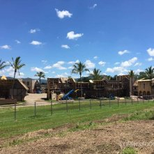 Pirati dei Caraibi 5: il set australiano con il villaggio in costruzione