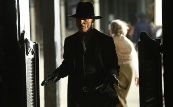 Westworld: Ed Harris è Robot Gunslinger