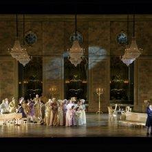 Royal Opera House - Andrea Chénier: Jonas Kaufman in una scena tratta dallo spettacolo