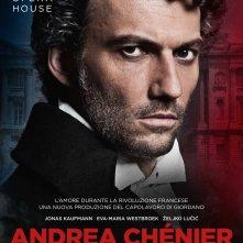 Locandina di Royal Opera House - Andrea Chenier