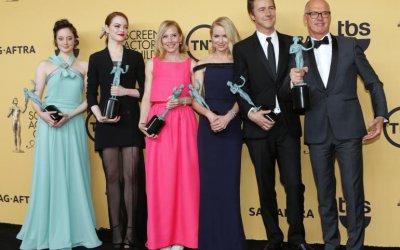 Oscar Race 2015: dai premi della critica ai guild award, è testa a testa fra Birdman e Boyhood