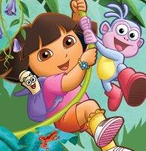 Locandina di Dora l'Esploratrice