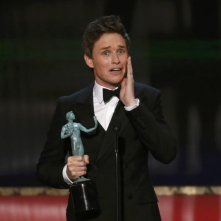 La teoria del tutto: Eddie Redmayne vince il SAG award