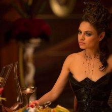 Jupiter - Il Destino dell'Universo: la splendida Mila Kunis in una scena del film