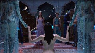 Jupiter - Il Destino dell'Universo: Mila Kunis in una scena tratta dal film
