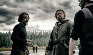 The Revenant: Leonardo DiCaprio sul set con Alejandro Gonzales Inarritu