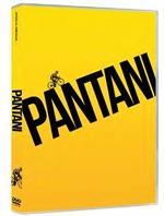 La cover del DVD di Pantani