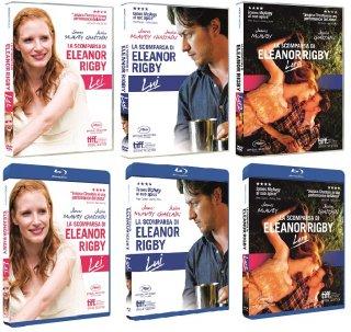 Le cover homevideo di La scomparsa di Eleanor Rigby