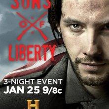 Sons of Liberty: la locandina della serie
