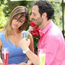 Non c'è 2 senza te: Belen Rodriguez e Fabio Troiano in una scena